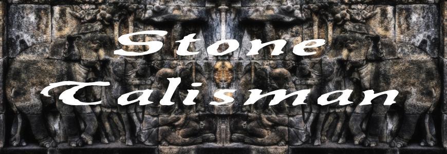 stone talisman