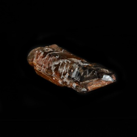 Skeletal Crystal Point Lingam