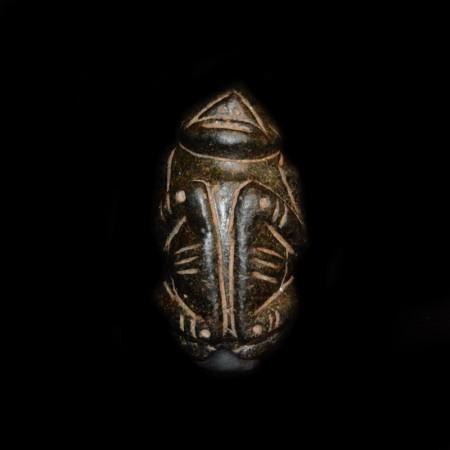 Pre-Columbian Taino Stone Statue