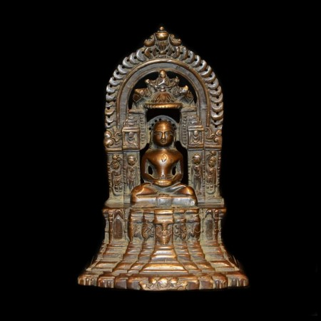 Antique Jain Statue