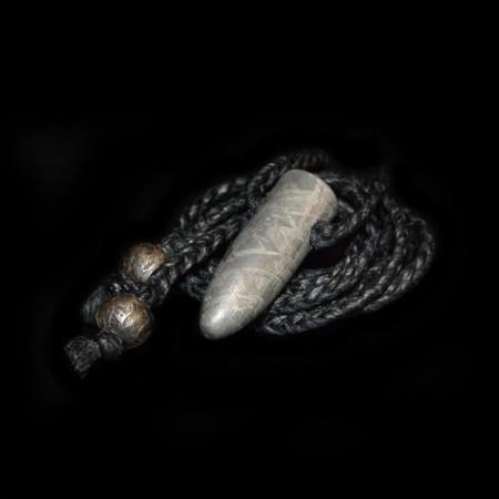 Muonionalusta Meteorite Bullet Talisman