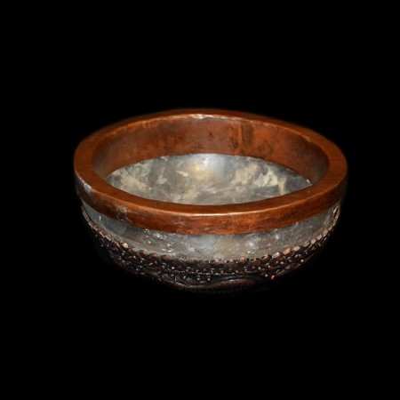 Rock Crystal Offering bowl