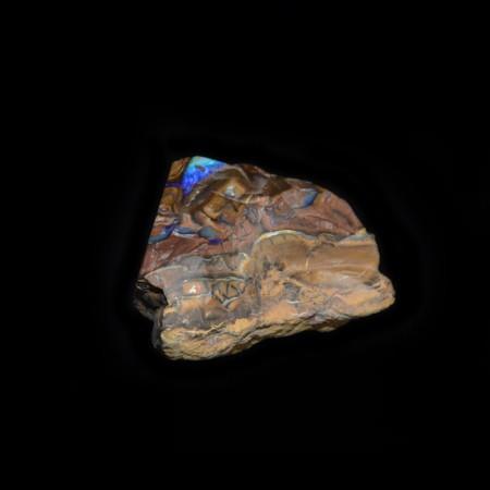 Massive Raw Koroit Boulder Opal