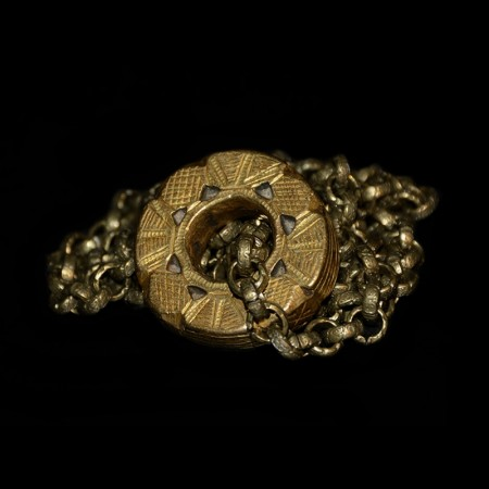 Large Ethiopian Tigray Ring Amulet