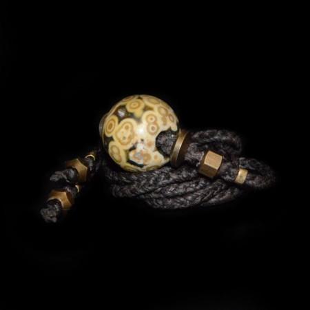 Orbicular Jasper Choker Necklace