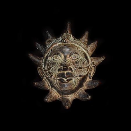 Benin Ife Bronze Mask