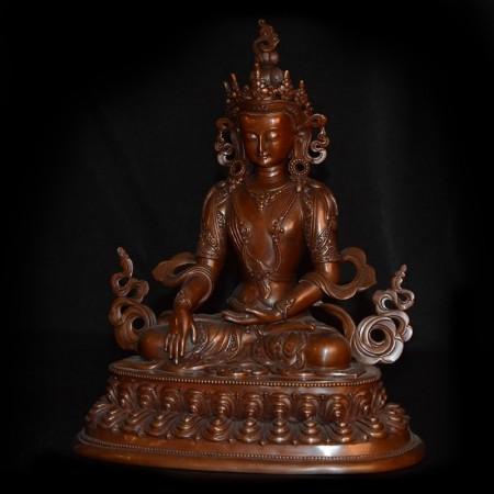 Shakyamuni Buddha Bronze Statue