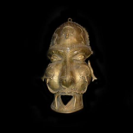 Tribal Folk Mask India