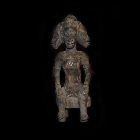 Senufo Wood Statue