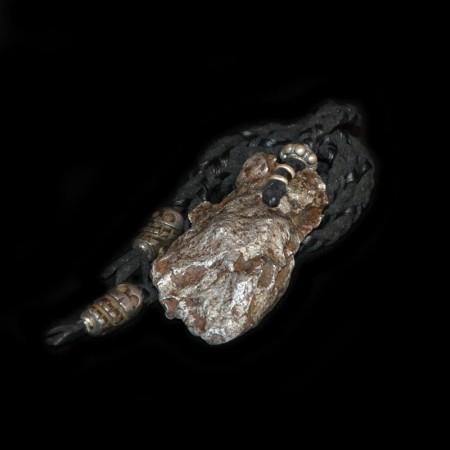 Sikhote Meteorite Nugget Talisman