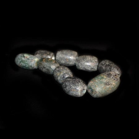 Ancient Serpentine Beads
