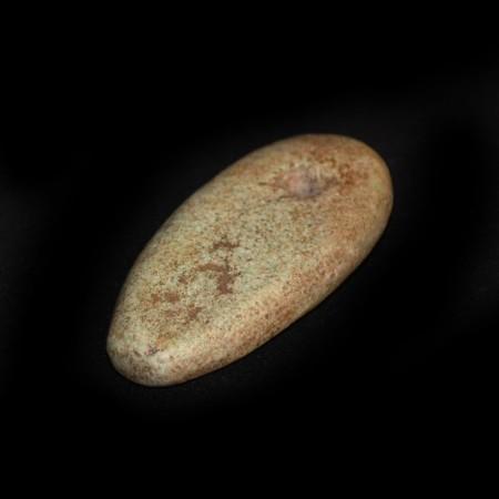 Ancient Amazonite Tooth Pendant