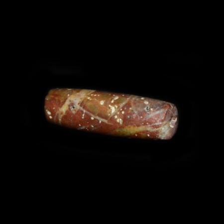 Ancient Pre-Columbian Bloodstone Bead