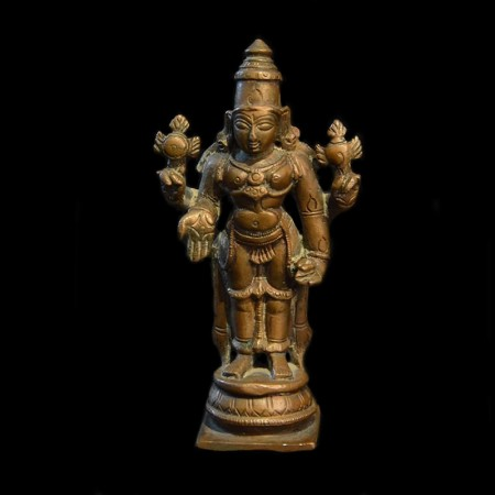 Antique Vishnu Statue