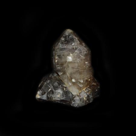 Large terminated skeletal Rock Crystal Point