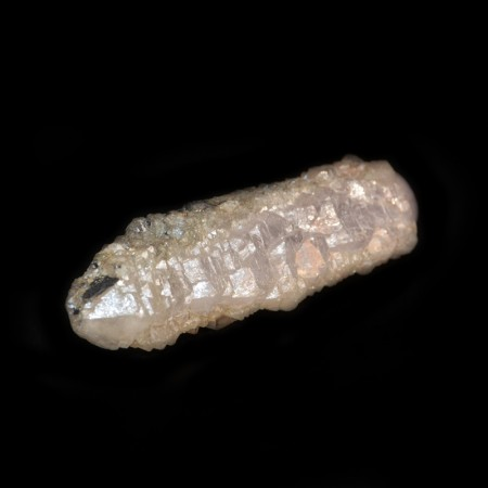 Skeletal Rock Crystal Lingam