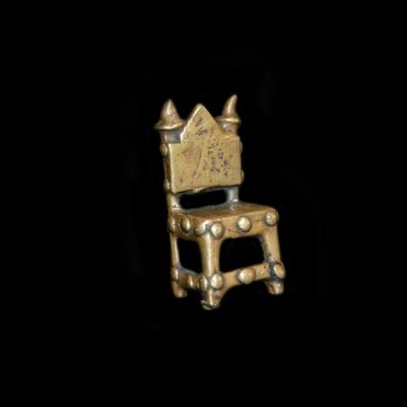 Akain Chief Chair Goldweight