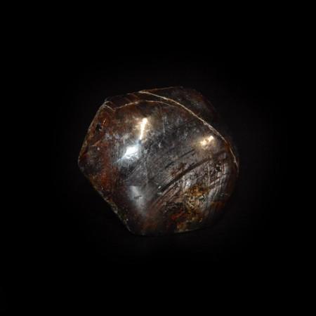 Half polished Ruby Sapphire Corundum
