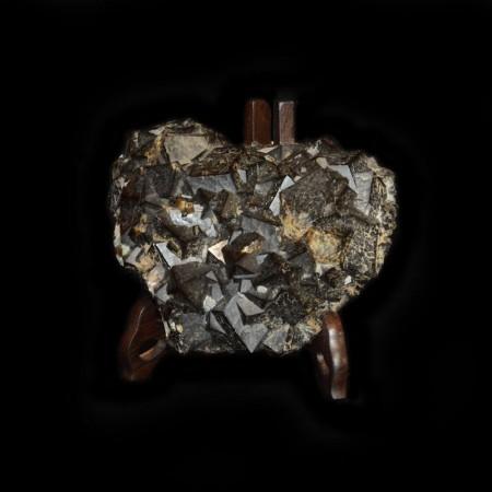 Huge Grossular / Garnet Heart Stone