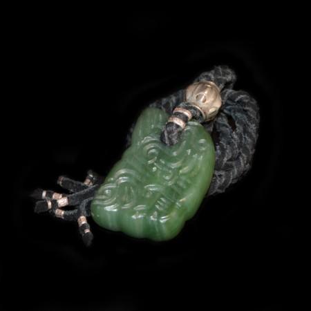 Jade Carving Talisman