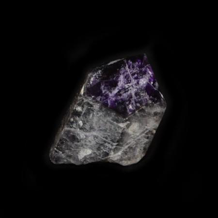 Skeletal Amethyst Crystal Point