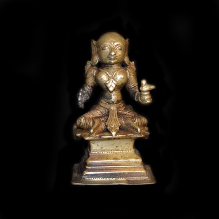 Antique Hindu Figurine
