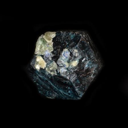 Fully terminated blue Dravite / Indicolite