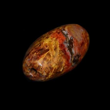 Pietersite bead