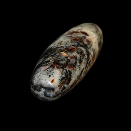 Astrophyllite bead