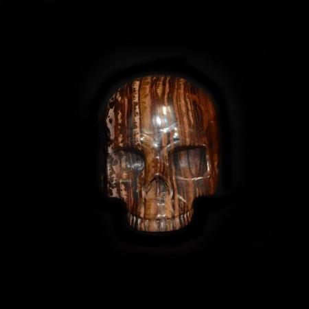 Outback Jasper Skull