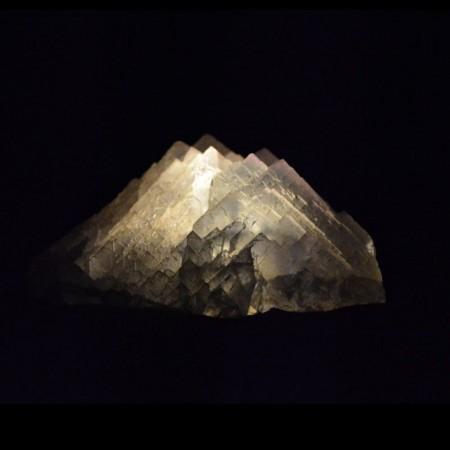 Terminated Fluorite LED Light