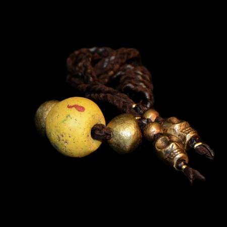 Akoso / Bodom glass bead choker