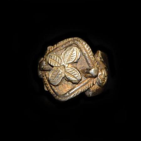 Akan Flower Ring