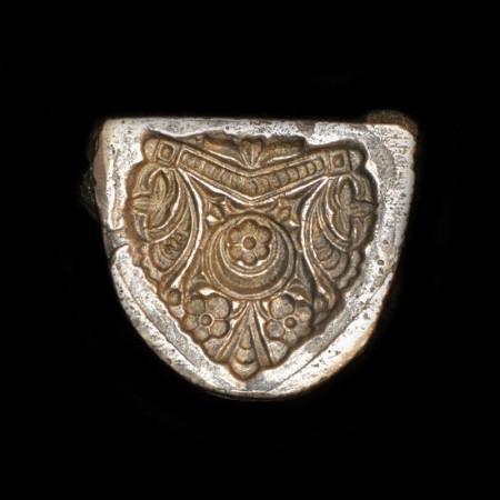 Large antique Bronze Mold