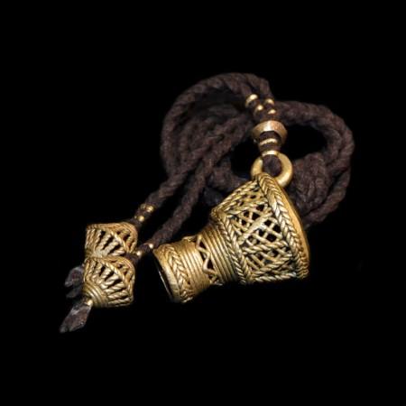 Djembe Brass Amulett