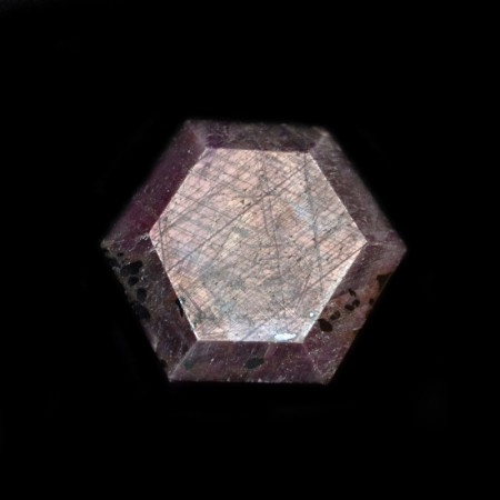 Hexagonal Ruby