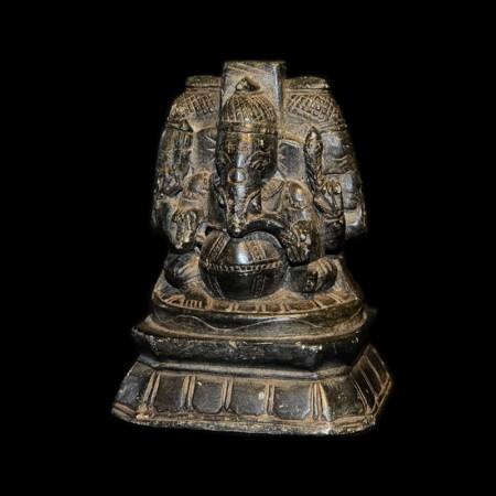 Vierköpfiger Ganesha