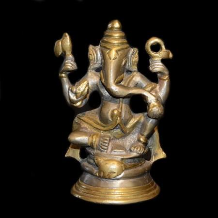Messing Ganesha
