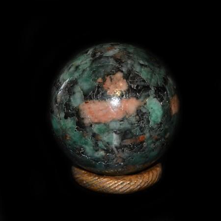Smaragd-Kugel aus Brasilien