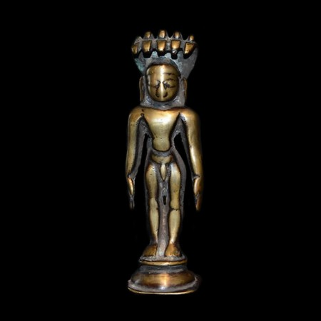 Antike Jain Statue