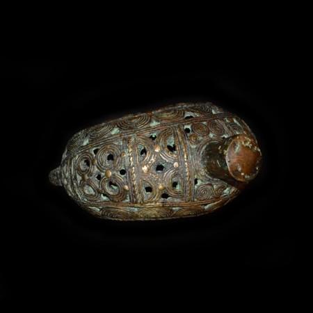Benin Messing Armband