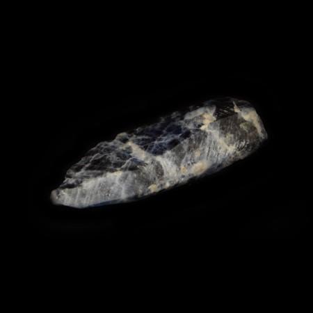 Grosser natürlicher doppelt terminierter Sapphire Kristall