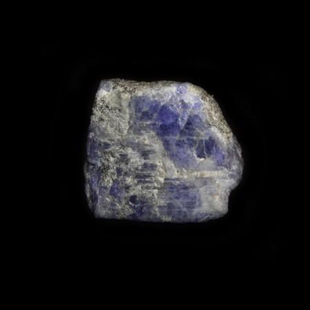 Seltener Tansanit Kristall