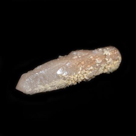 Bergkristall Lingam (Mongolei)