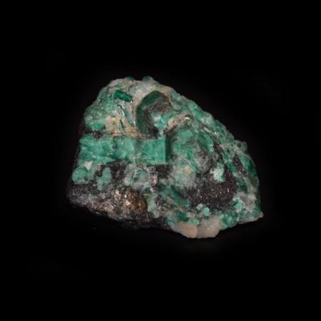 Smaragd Rohstein