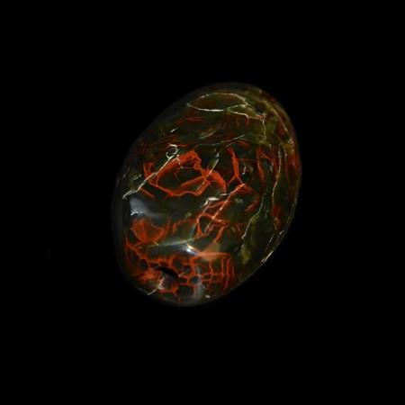 Netz Jaspis Perle
