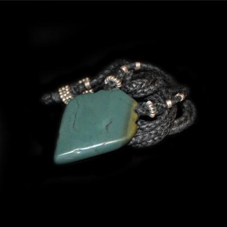 Antikes islamisches Jaspis Amulet