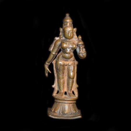 Antike Laxmi Statue