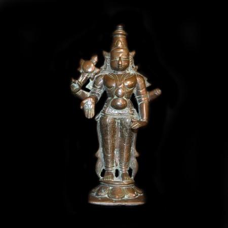 Antike Vishnu Statue