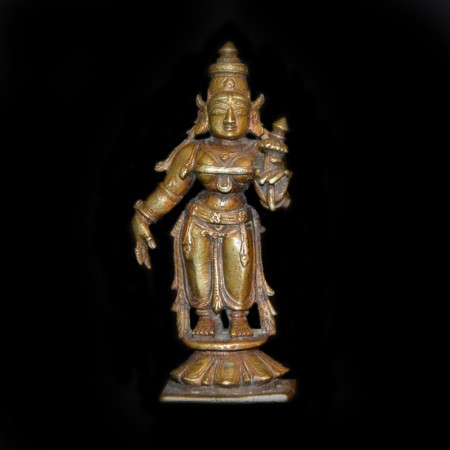 Alte Laxmi Statue